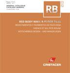 Catalogue pâte rouge Cristacer 2021