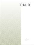 catalogue Onix Geo pattern