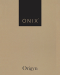 catalogue Onix Origyn