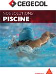 catalogue CEGECOl solutions piscines