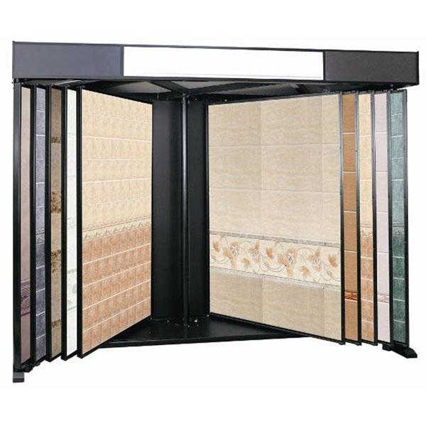 pr sentoir sol pour carrelages 10 volets. Black Bedroom Furniture Sets. Home Design Ideas