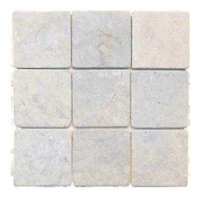 Mosaïque Parquet 10x10 White