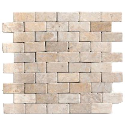 Mosaïque Parquet Brick White