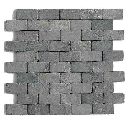Mosaïque Parquet Brick Grey