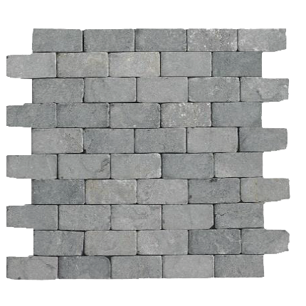 Mosaïque Parquet Light Grey 5x5