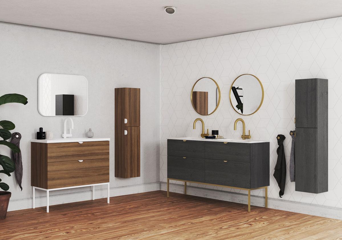 meuble de salle de bains Smug