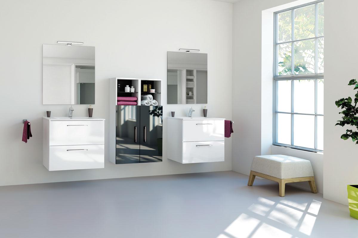 meuble de salle de bains Nexo