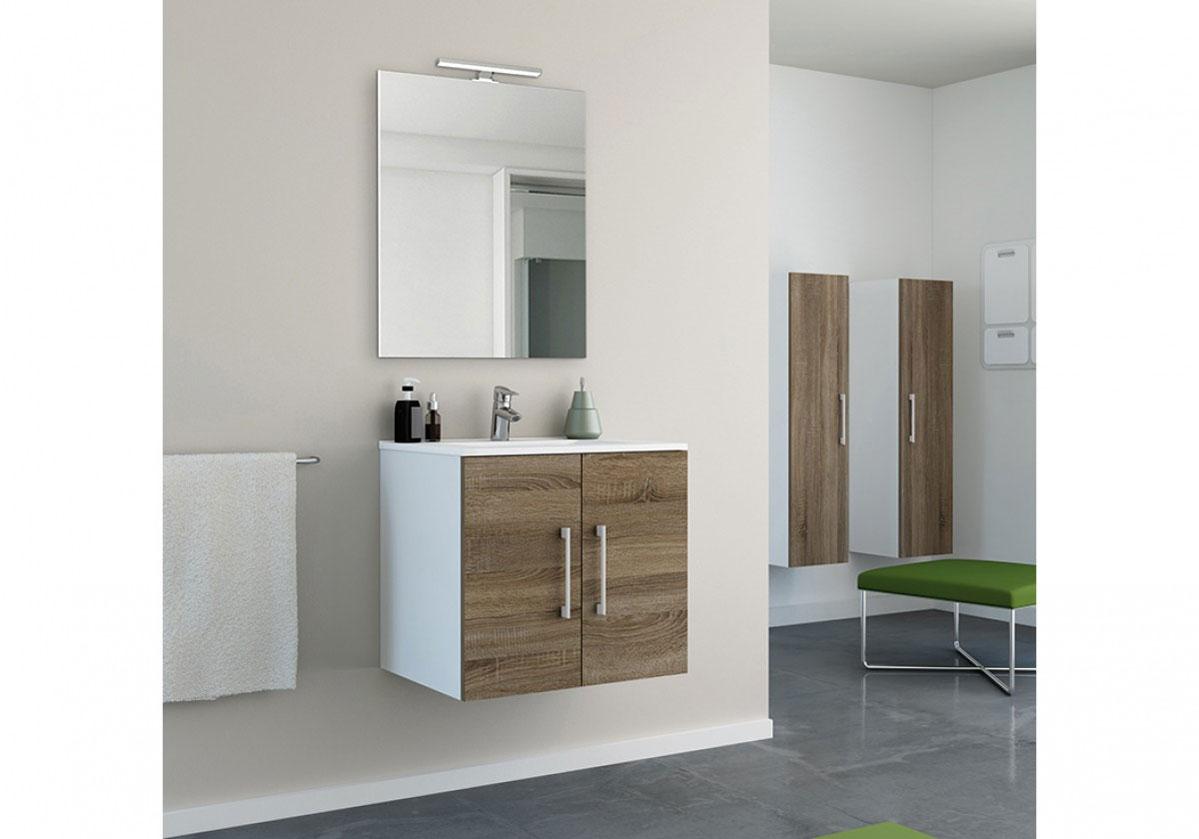 meubles de salle de bains Start
