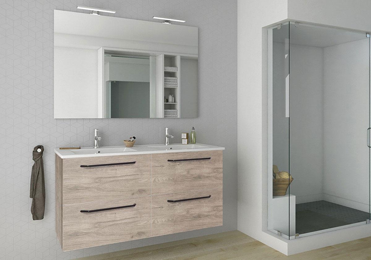 meubles de salle de bains Dakota
