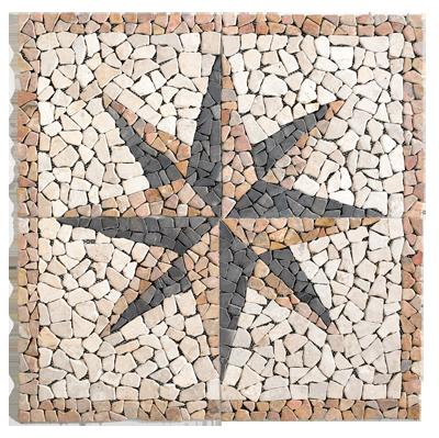 Mosaïque Roseton-Star