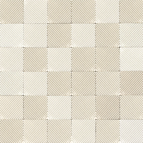 Mosaïque Stone Grooved Beige