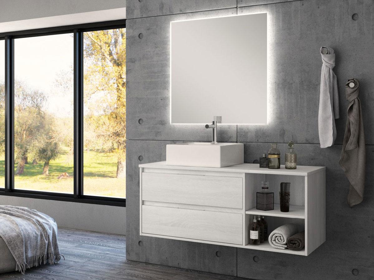 meubles de salle de bains Terra