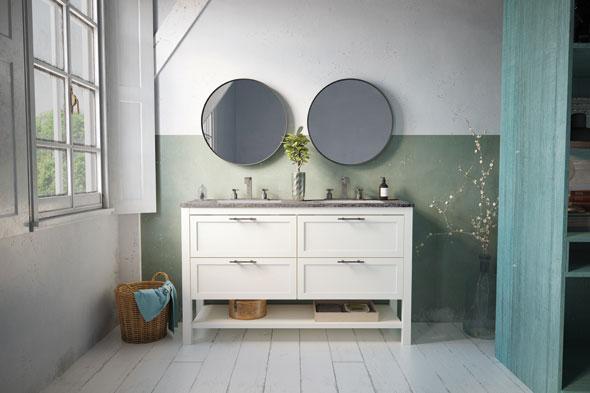 meubles de salle de bains Kansas
