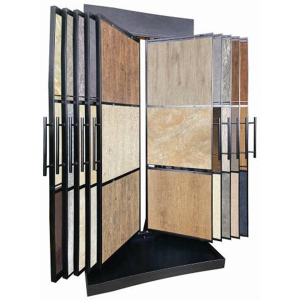 presentoir volets pour 60 carrelages. Black Bedroom Furniture Sets. Home Design Ideas