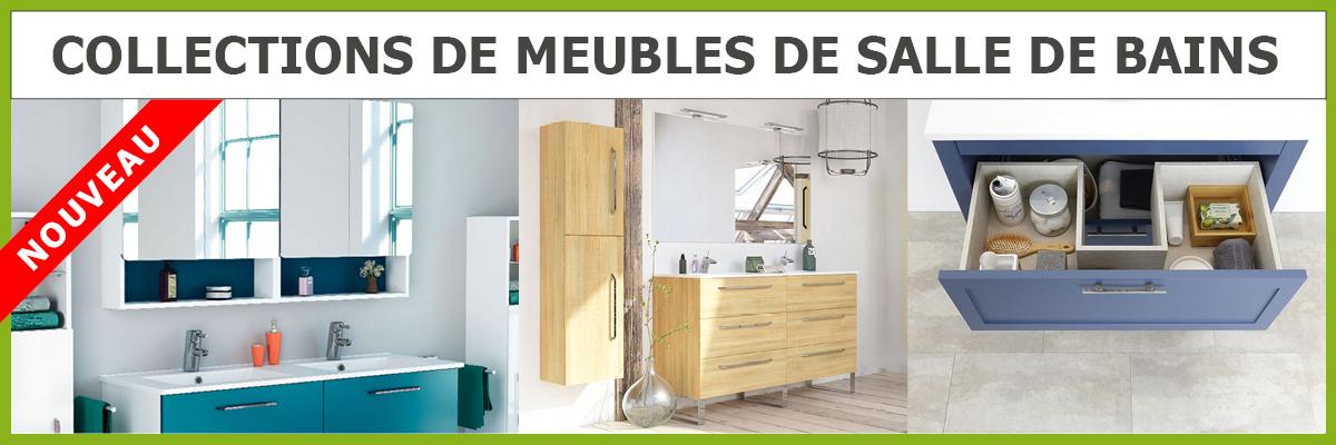 Les meubles de salles de bains Costiles