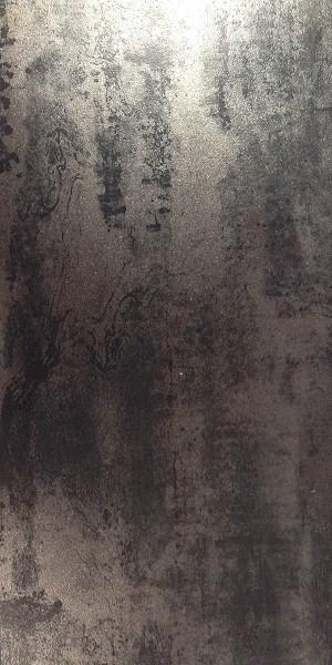 Carrelage gr s c rame porcelain aspect m tal mod le etna - Carrelage aspect metal ...