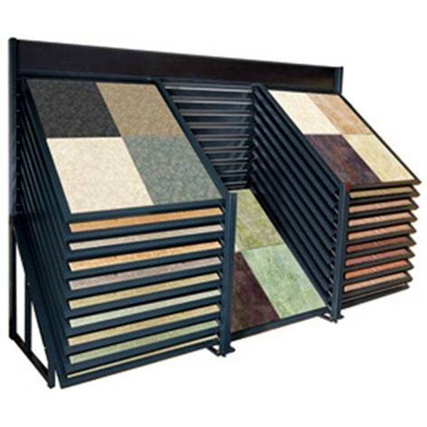 pr sentoir sol pour carrelages 20 panneaux. Black Bedroom Furniture Sets. Home Design Ideas