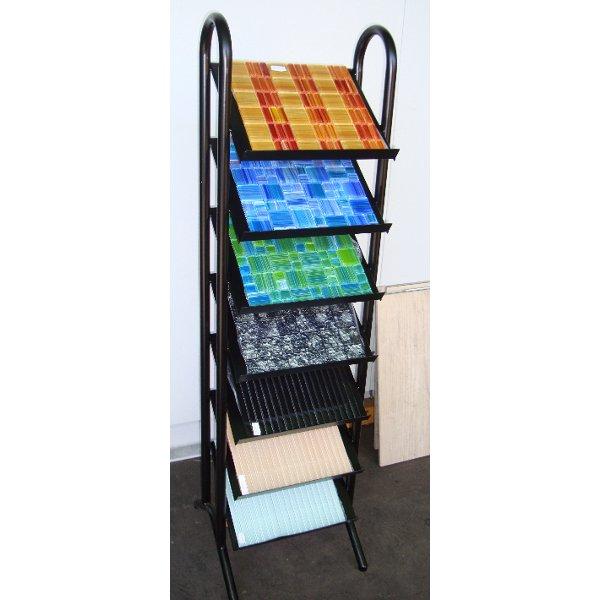 pr sentoir pour mosa ques n1. Black Bedroom Furniture Sets. Home Design Ideas