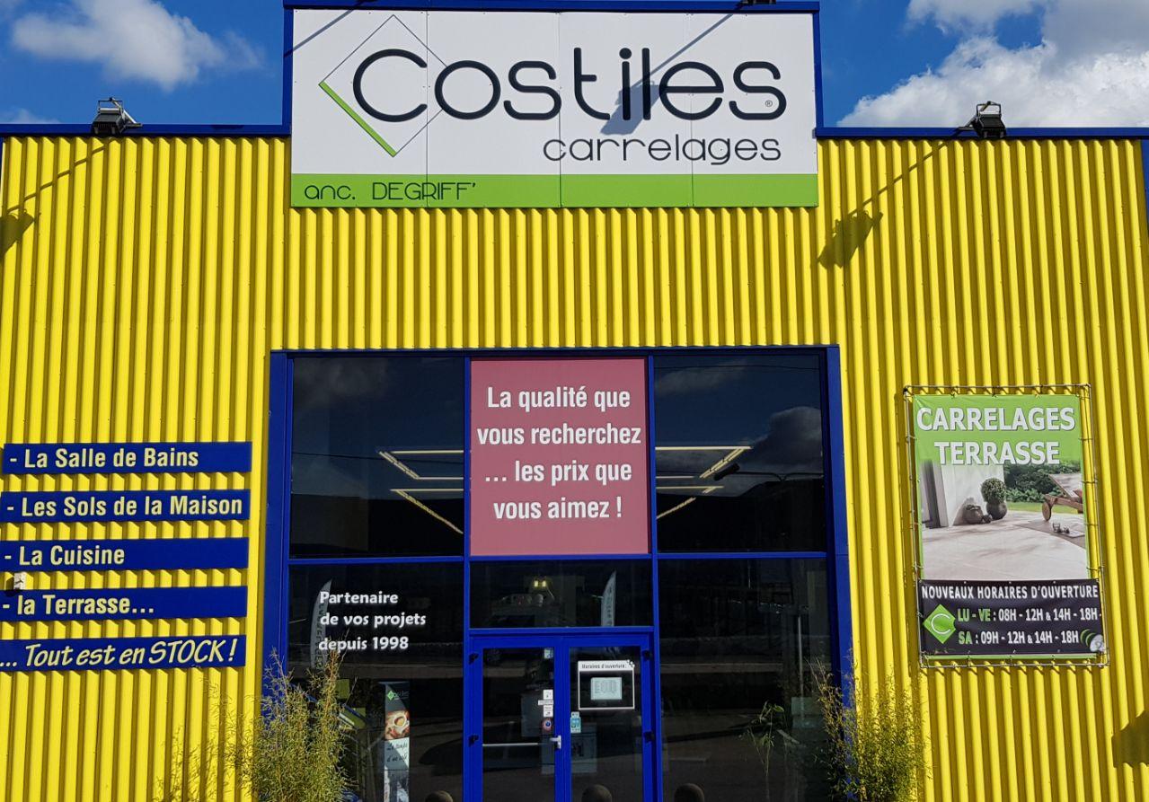 magasin de carrelage à Thionville
