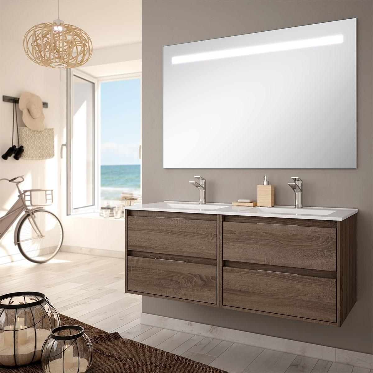 meubles de salle de bains Siri