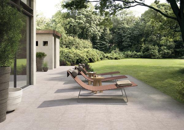 Sombriété et intégration des dalles de 2cm dans votre jardin