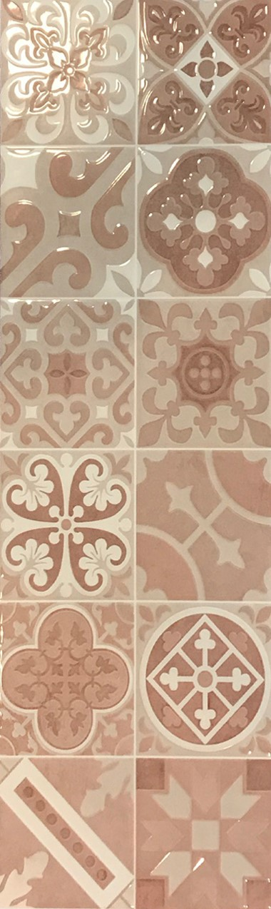 série VALMA décor Granate
