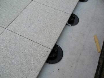 Plot vis pour r alisation de terrasse - Dalle en granit pour terrasse ...
