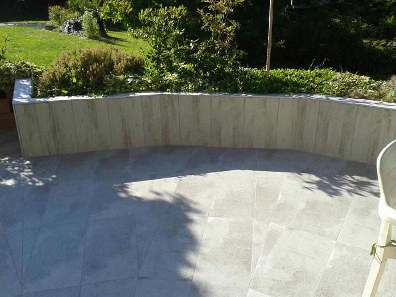 R alisation d 39 une terrasse su plots avec des dalles de 2 for Carrelage auxerre
