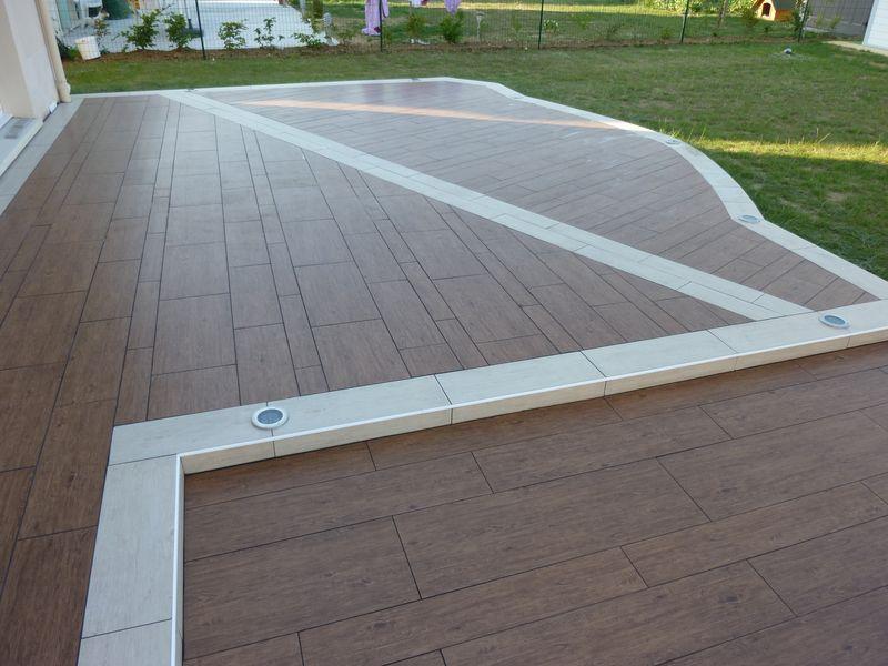 Carrelage De Terrasse Noir Lam Grip Castorama Tr Ues Beau Carrelage  Nettoyer Nettoyage Terrasse Bois With Comment Poser Carrelage Imitation  Parquet