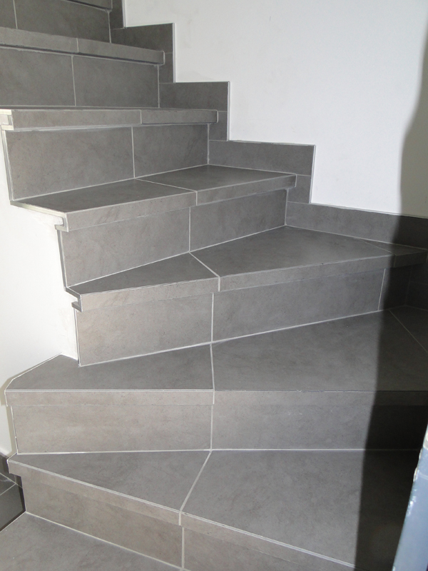 carrelage design escalier en carrelage moderne design