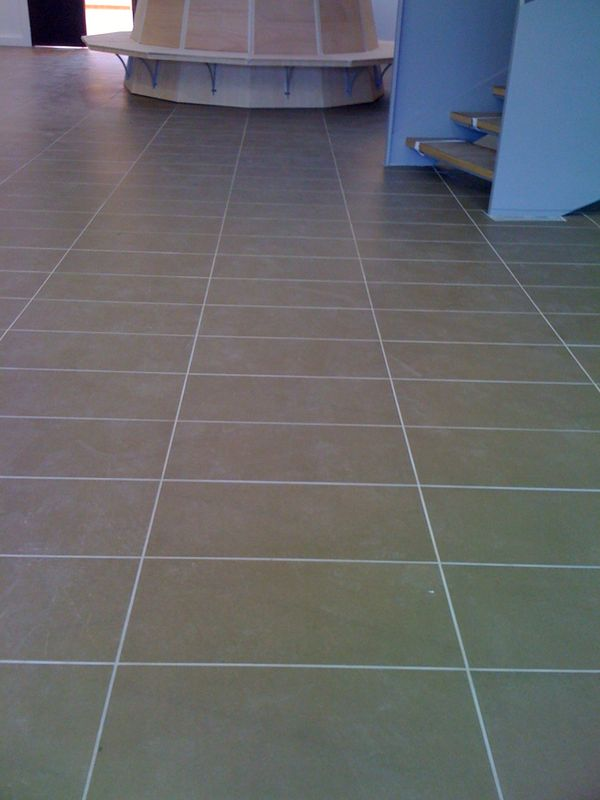 Carrelage gr s c rame porcelain mod le milan taille 300 x 600 for Norme pose carrelage