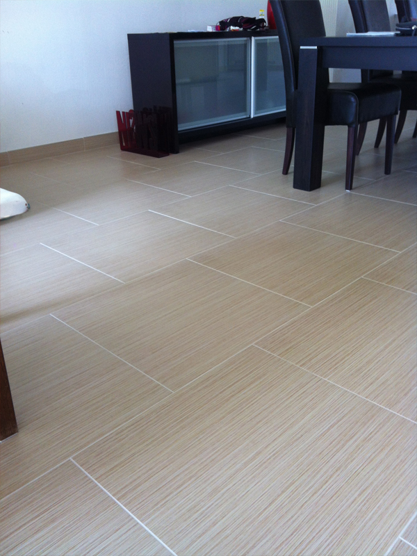 Carrelage gr s c rame porcelain mod le macao taille 600 x 600 for Calcul surface carrelage